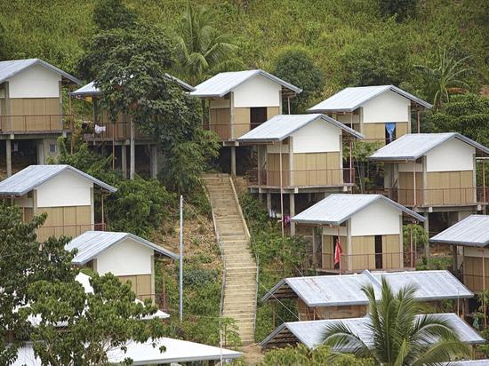 Das Compostela-Projekt in den Philippinen. Foto: Mau Mauricio