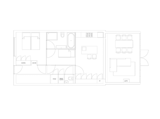 Amsterdam-Wohnung