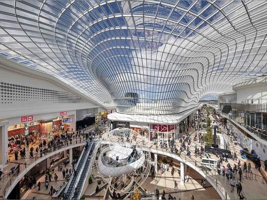Das Chadstone-Mall in Melbourne. Höflichkeit der Architekten.