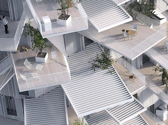 zwischen Natur und Architektur: sou fujimoto bespricht seine Annäherung, um zu entwerfen