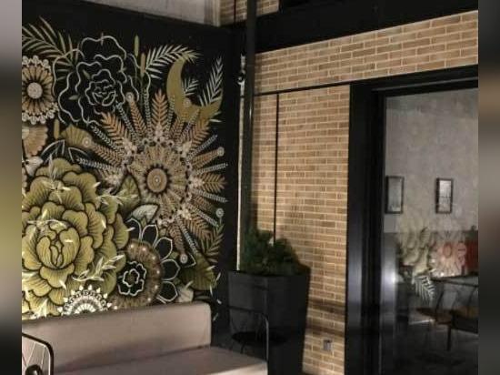 IMAGE'IN entwerfen u. bestellten Pflanzer – Hotel **** voraus