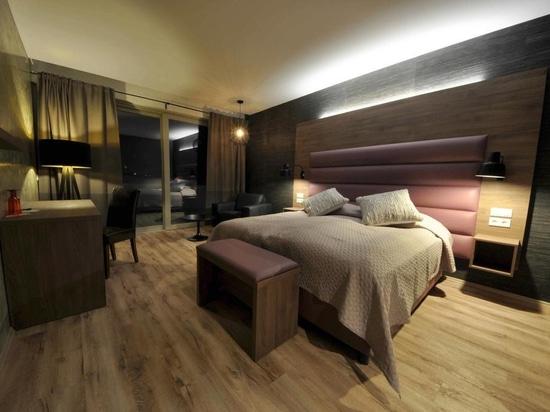 Mobilspazio hat Hotel Kriunes, Island versorgt