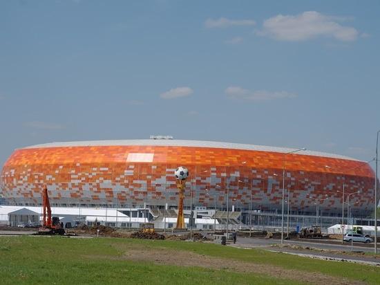 Mordwinien-Arena Saransk, Russland