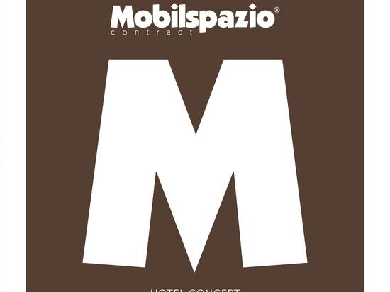 Mobilspazio-Vertrag, Möbel für Hotels, Wohnungen, Wohnsitze, Studentenanpassung