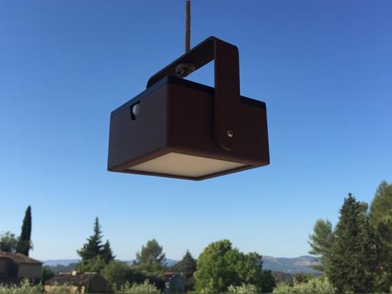 Solarlampe im Freien/Innensolarlampe LYXY