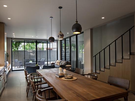 Architekten EV-Haus-/HMP