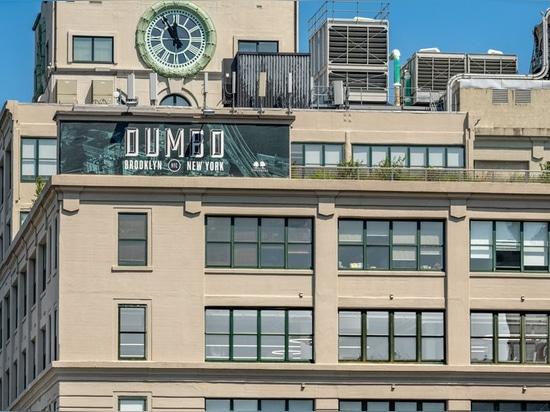 bjarke ingels Gruppe stellt seine New- Yorkhauptsitze in DUMBO vor