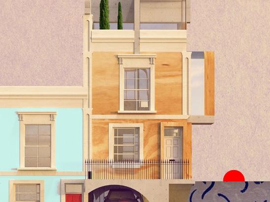 D*Haus Company entwirft Flut-beständige Ehrerbietung zur georgischen Architektur