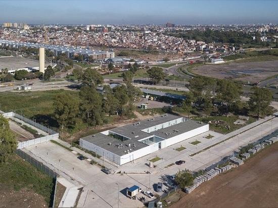 Modularitäts- und Wirtschaftstreffen in der Buenos- Airesentwicklung des kindess-Mitte