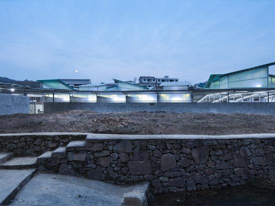 Frische Nahrungsmitteltheater/Beschreibung des Architektur-Studios