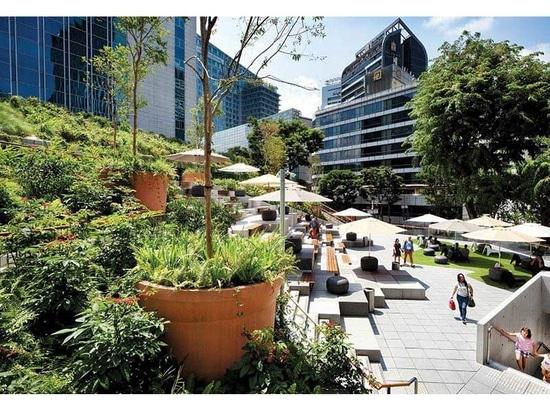 Design Obstgarten von WOHA