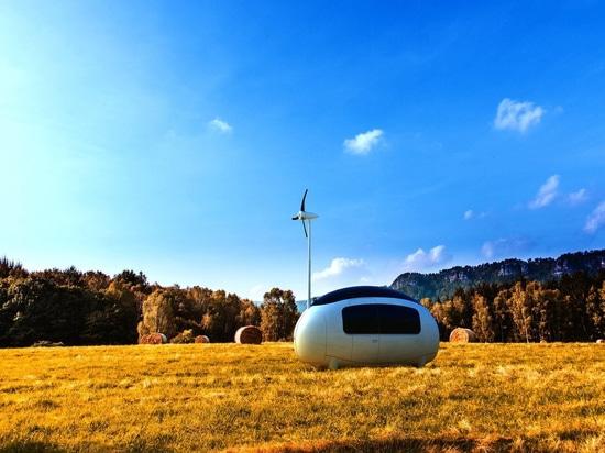 Sie können endlich ein Ecocapsule Micro Home in den USA kaufen.