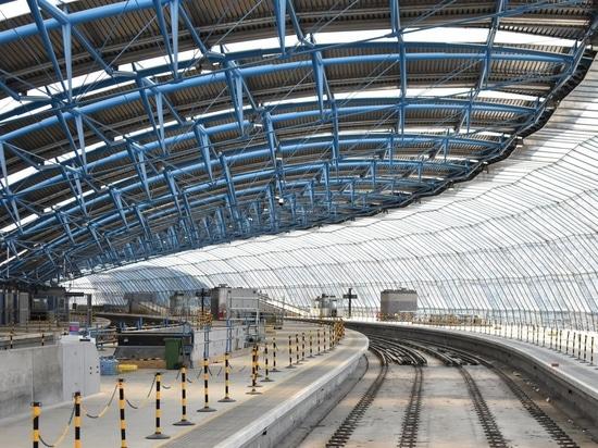 Waterloo International Railway Station, London, Großbritannien