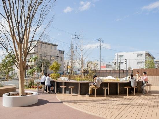 Duo Hills Minami-Machida DER GARTEN