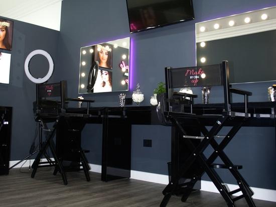 Make-up-Spiegel Kosmetiksalons
