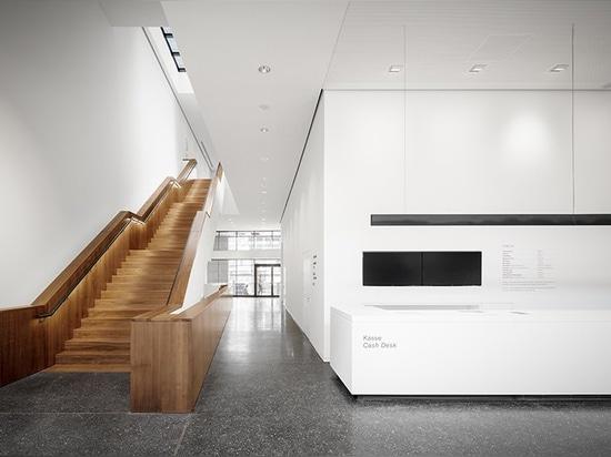 renovierung des kunstmuseums gmp architekten eröffnet im neubau in hamburg