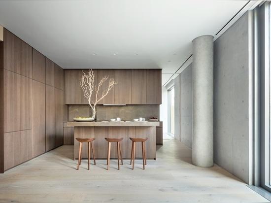 tadao ando fertigt 152 elizabeth, ein luxuswohnhaus in new york