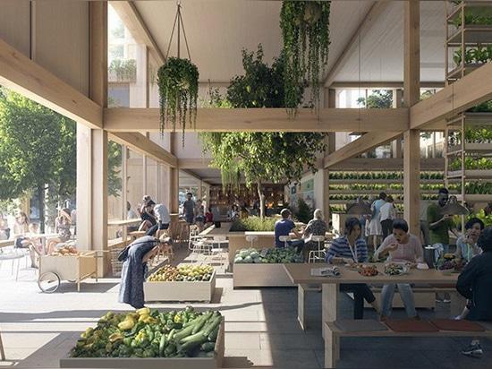 """SPACE10 + EFFEKT sehen das """"Urban Village Project"""" als eine nachhaltige, gemeinsame Lebensgemeinschaft"""