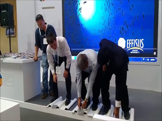 Membran Effisus Easyrepair an großen 5 Dubai 2016 von VirtualExpo-Videos auf Vimeo.