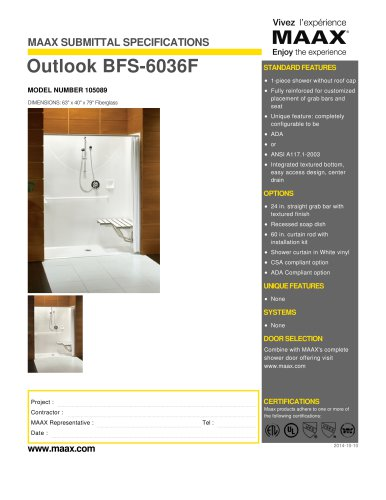 Outlook BFS-6036F