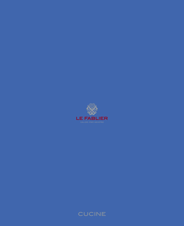 CUCINE LE FABLIER - LE FABLIER - PDF Katalog | Beschreibung | Prospekt