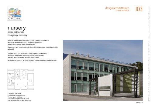 industrial company nurseries