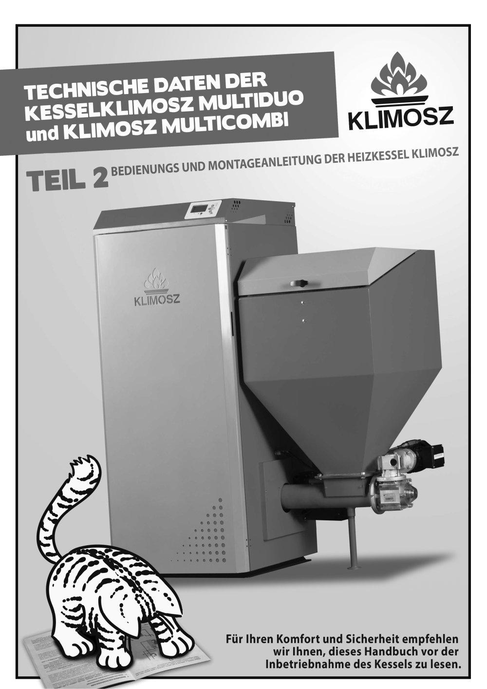 KLIMOSZ MULTIDUO - Klimosz - PDF Katalog | Beschreibung | Prospekt