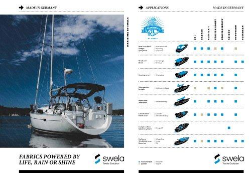 swela maritim Kollektion