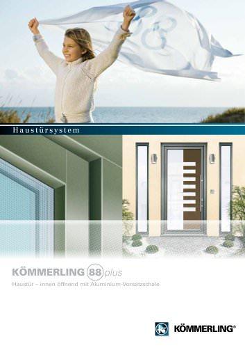 Kommerling 88plus Haustur Innen Offnend Kommerling Pdf Katalog