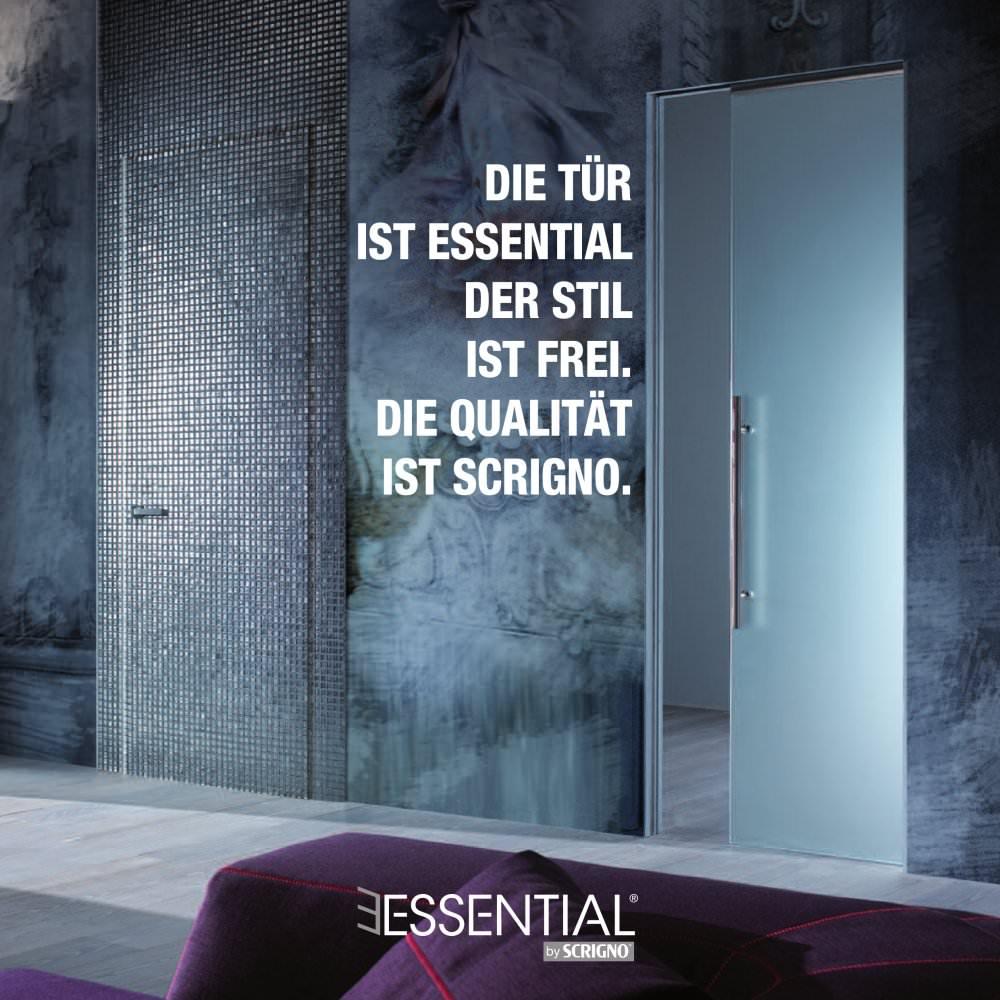Essential by scrigno - SCRIGNO - PDF Katalog | Beschreibung | Prospekt