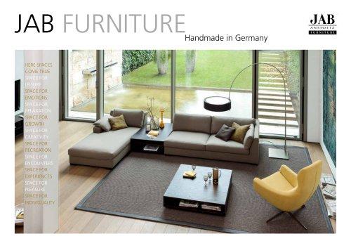 Jab Furniture magazine