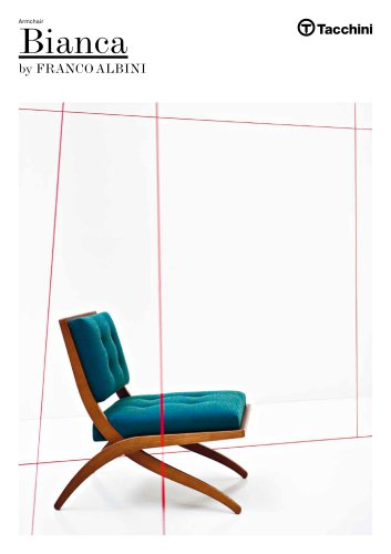 Bianca by Franco albini