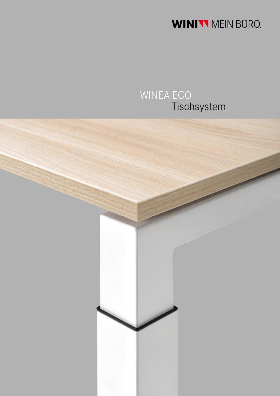 WINEA ECO Tischsystem - WINI Büromöbel Georg Schmidt GmbH & Co. KG ...