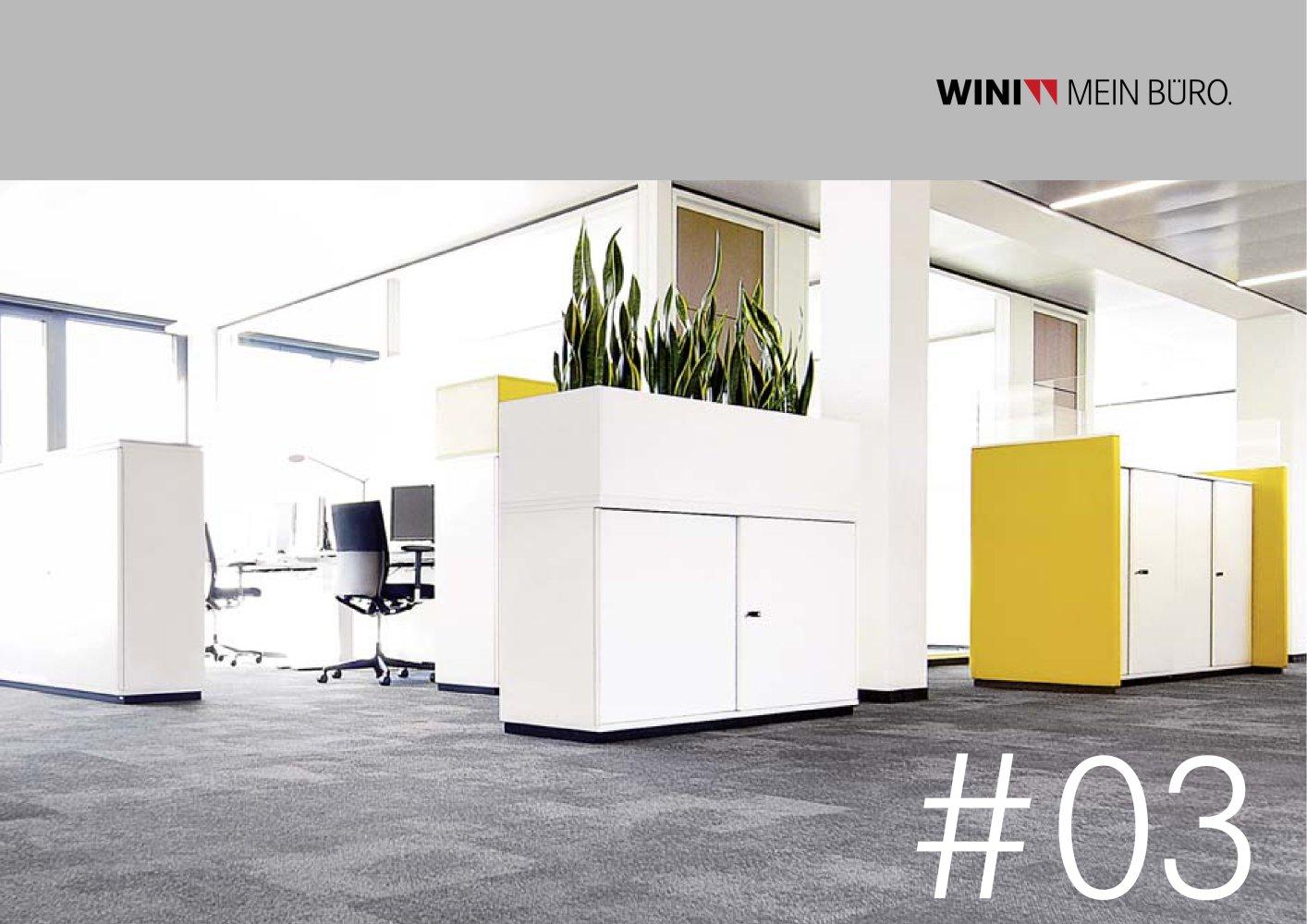 WINI Impressionen #3 - WINI Büromöbel Georg Schmidt GmbH & Co. KG ...