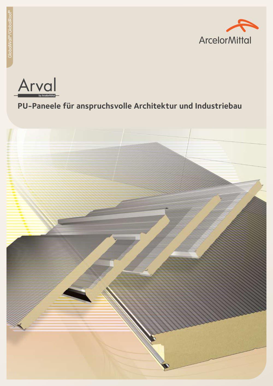 PU-Paneele für anspruchsvolle Architektur und Industriebau ...