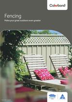 Fencing Colorbond