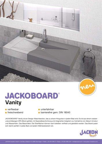 JACKOBOARD Vanity
