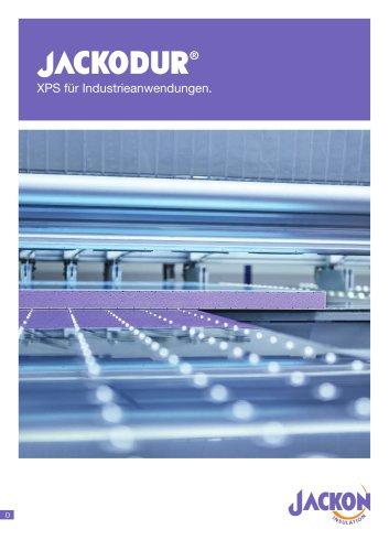 JACKODUR XPS für Industrieanwendungen DE