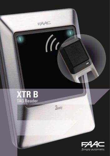 XTR B TAG Reader