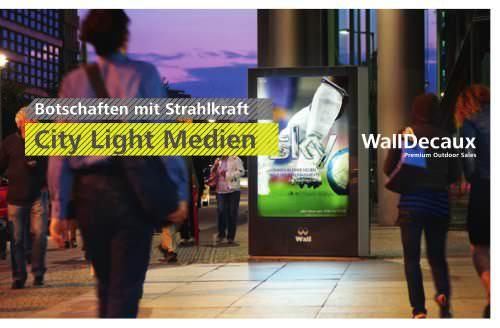 Imagebooklet City Light Medien