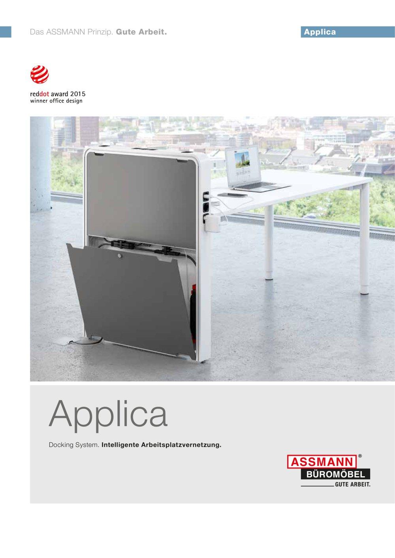 Applica - ASSMANN BÜROMÖBEL GMBH & CO. KG - PDF Katalog ...