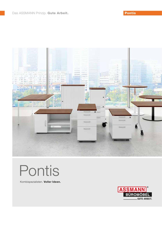 Pontis - ASSMANN BÜROMÖBEL GMBH & CO. KG - PDF Katalog ...