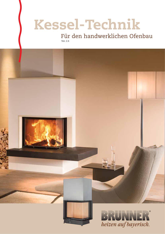 Wasserführende Kamine und Kachelöfen - BRUNNER - PDF Katalog ...