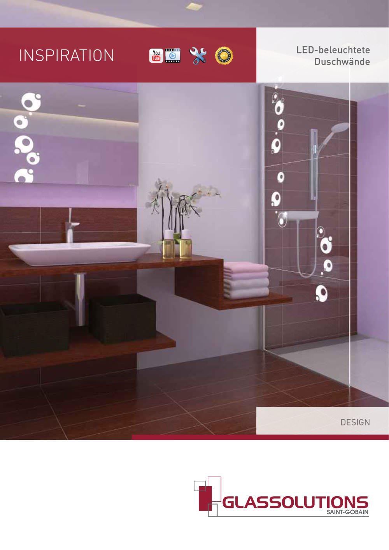 INSPIRATION - Glassolutions - PDF Katalog | Beschreibung | Prospekt