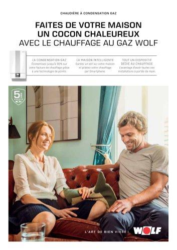 wolf brochure gaz