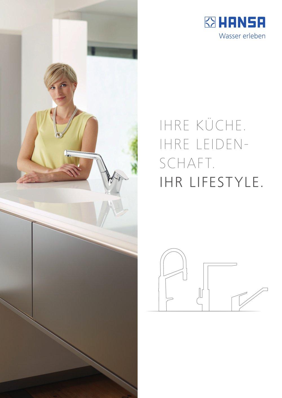 Hansa Küche   Hansa Fur Die Kuche Hansa Pdf Katalog Beschreibung Prospekt