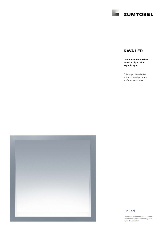 Kava Zumtobel Pdf Katalog Beschreibung Prospekt