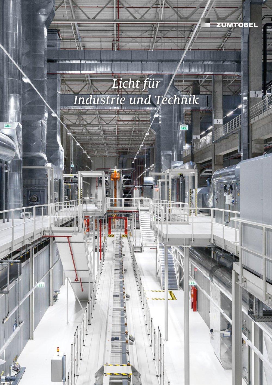 Licht für Industrie und Technik - ZUMTOBEL - PDF Katalog ...
