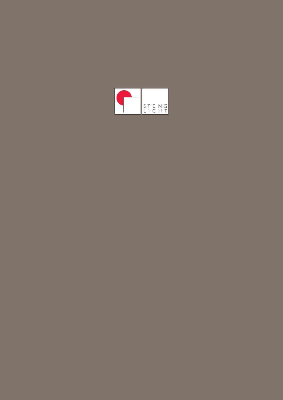 STENG LICHT Katalog 2008/ 2009 (72dpi) - STENG - PDF Katalog ...