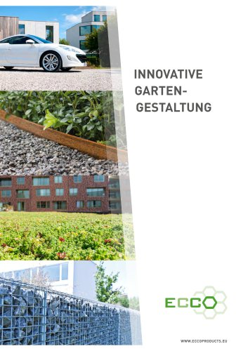 INNOVATIVE GARTENGESTALTUNG